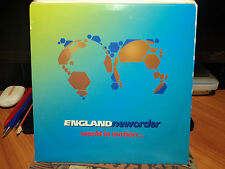 "New Order ""World In Motion"" 1990 FACTORY Oz 7"" PS 45rpm"
