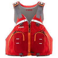 NRS cVest Mesh Back PFD - Red - X-Large / XX-Large