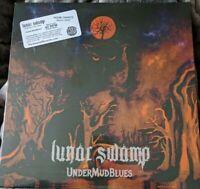 Lunar Swamp UnderMudBlues The Swamp Records TSR 001 Sealed 45 RPM Classic Black