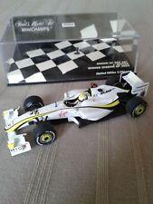 Minichamps 1/43 Brawn BGP001 Jenson Button World Champion 2009 boxed