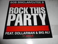 BOB SINCLAR & cutee-b avec dollarman, BIG ALI & makedah - Rock this Fête