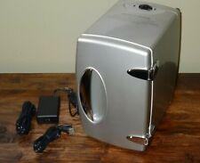 """Sharper Image Hot + Cold Snack Box """"Cooler"""" Model S1712"""