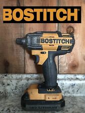 Bostitch BTC440 Impact Driver TOOLS & BATTERY ONLY
