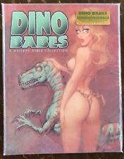 Dino Babes Signed 39/500 A Gallery Girls Collection