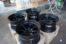 "JDM 15"" AE86 ta22 pcd114.3 Staggered wheels 240z watanabe RS Banana Z31 s30"