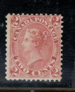 Canada #20 Mint Fine Unused (No Gum)
