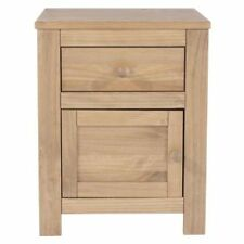 Pine 66cm-70cm Bedside Tables & Cabinets with Matching Pair