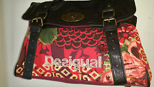 Desigual Authentic Bols Avatar Carryover Handbag Expandable Strap