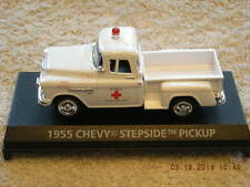 1955-12 1955 Chevrolet Red Cross Mobil Disaster Pickup Truck NEW IN BOX