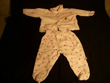Winnie the Pooh 2 piece outfit 3 months