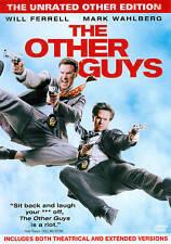 The Other Guys Dvd Adam McKay(Dir) 2010