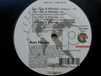 Ann Nesby - Can i get A Witness