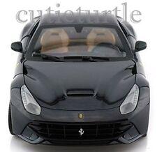 Hot Wheels Ferrari F12 Berlinetta 1:18 Diecast Model Car BCJ73 Blue