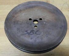 "1968-81 Chevrolet vehicles used smog air pump pulley 3927116-AU 5-3/4"" diameter"