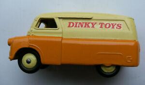 Dinky Meccano Die Cast Model Vehicle Bedford Delivery Van Dinky Toys (Ref D069)