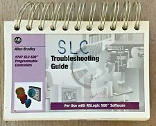 Allen Bradley Troubleshooting Guide Abt-1747-Tsj22 Laminated Pages