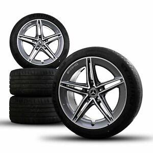Mercedes Benz 20 Zoll Felgen AMG GT 43 53 63 63S X290 Sommerreifen Sommerräder