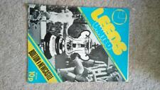 Bolton Wanderers v. Newcastle United 23/2/76 FA Cup 5th Round 2nd Replay @Leeds