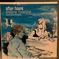 "ERSKINE HAWKINS - After Hours (RCA LPM 2227 Mono) - 12"" Vinyl Record LP - EX"