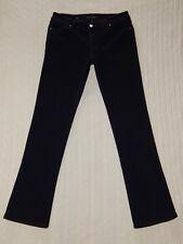 WHITE HOUSE BLACK MARKET – Size 12 – THE SKINNY BOOT Dark Denim Jeans – #W334