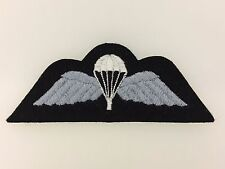 Britain/British Royal Air Force (R.A.F.) Paratrooper's cloth jump wings