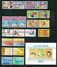 Nederlandse Antillen jaargang 1985 postfris