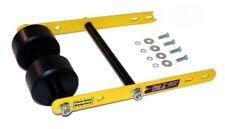 Twin Roller Wheelie YELLOW Bar Raptor 660 KFX/LTZ 400 LTR 450 Quad ATV Tag Z