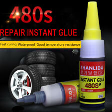 20g Mighty Tire Repair Glue Tyre Puncture Sealant Glue Bike Car Tire Patch Tool