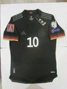 ADIDAS KAI HAVERTZ GERMANY EURO 2022 WC QUALIFIERS MATCH AWAY JERSEY 2020-2021