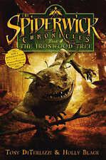 The Ironwood Tree (Spiderwick Chronicle), Holly Black, Tony DiTerlizzi, New Book