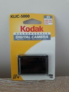 Battery for Kodak KLIC-5000