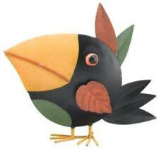 """Krazy Crow Lawn Stake 11.5""""x2""""x33.5"""" Regal Art & Gift Crow Stake 05307"""