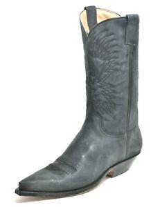411 Westernstiefel Cowboystiefel Line Dance Catalan Style Texas Boots Vidal 45