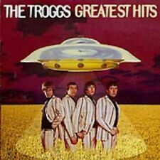 The Troggs Greatest Hits CD NEW SEALED Wild Thing/I Can't Control Myself+