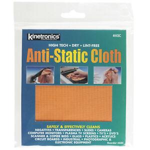 Kinetronics ASC Tiger Antistatik Tuch 20x45cm / Anti-Static Cloth