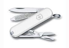 """VICTORINOX Schweizer Messer """"Classic SD"""" weiß"""
