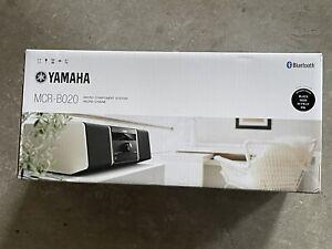 Yamaha MCR-B020 Micro Component System - Black