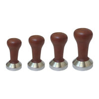 Coffee Bean Tamper Espresso Maker Latte Cappuccino 49-58mm Coffee Brew
