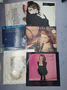 "Belinda Carlisle 6x12"" Vinyl Records"