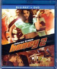 Honey 2 (Blu-ray/DVD, 2012, 2-Disc Set, Includes Digital Copy; UltraViolet) New