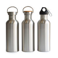 34oz Stainless Steel Water Bottle for Travel Outdoor Yoga Camping Hiking Cycling