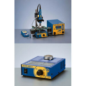 Hakko FR830-02 ESD-Safe Temperature Controlled Preheater, Closed Loop