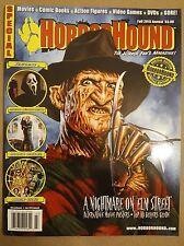 HORRORHOUND MAGAZINE FALL ANNUAL 2015 Freddy Krueger Cover