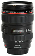 Canon EF 24-105mm f/4L IS USM Standard Zoom Lens Brand New Cod jeptall