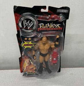 (BOT) Goldberg Ruthless Aggression Action Figure - Series 4
