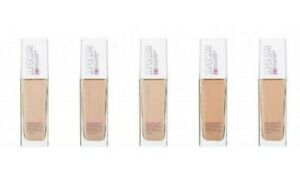 NEW DESIGN - MAYBELLINE Superstay 24h Foundation 30ml SEALED - various shades
