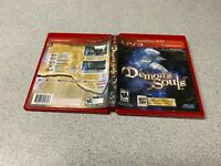 Demon's Souls (Sony PlayStation 3, 2009) GREATEST HITS COMPLETE FAST SHIPING PS3