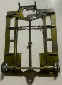 SLOT CARS CH-01-0034 EUROSPORT CHASSIS, BUILT, WITH BALL BEARINGS,
