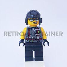 LEGO Minifigures - 1x din004 - Viper - Dino Attack Omino Minifig Set 7298 7477