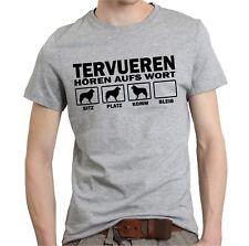 T-Shirt TERVUEREN HÖREN AUFS WORT by Siviwonder Unisex